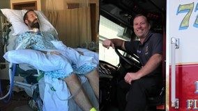 Guillain-Barré syndrome no match for Lakeland paramedic, determined to overcome debilitating condition