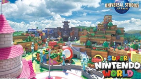 Super Nintendo World opening in Japan in spring 2021