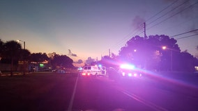 Moped rider hospitalized after driver violated right of way in Pinellas Park crash, police say