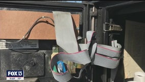 Law enforcement report increase in gas pump skimmers