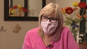 Breast cancer survivor says pandemic may have saved her