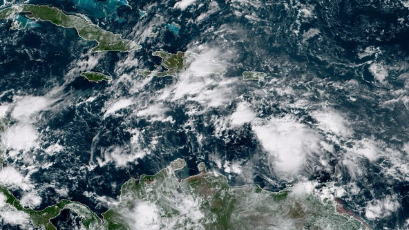 Not done yet: NHC predicts new tropical depression in Caribbean
