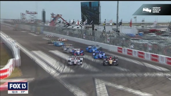 Masks, social distancing required for upcoming Firestone Grand Prix