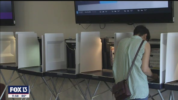 Record voter turnout expected in Florida, but outcome still to narrow to predict