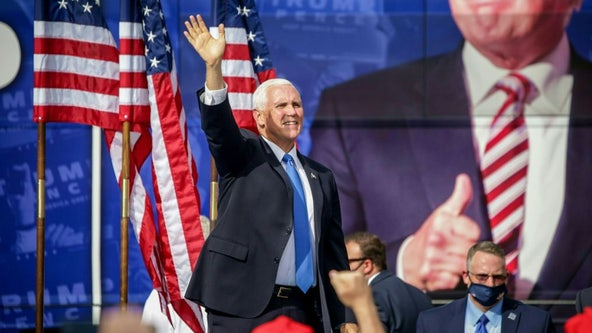 Vice President Mike Pence to campaign in Lakeland on Saturday
