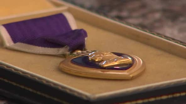 Police officer searching for rightful owner of Purple Heart found at Palmetto antique shop