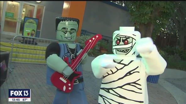Halloween at Legoland Florida