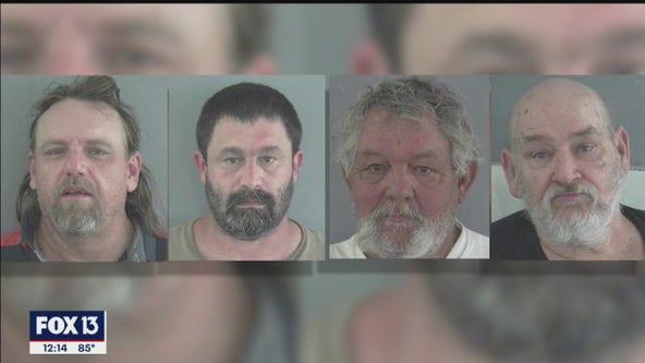 Several Floridians arrested in squirrel-smuggling bust