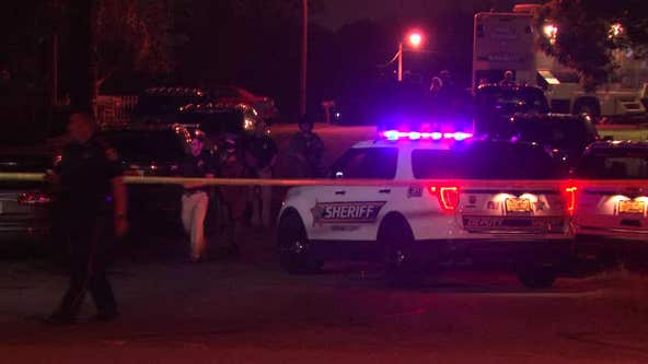 Hours-long barricade ends with deadly deputy-involved shooting in Hernando County