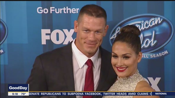 John Cena ties the knot in Tampa