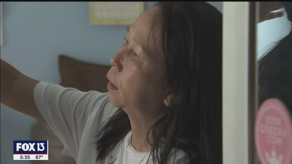 Mother of attack victim chronicles struggle, triumph in new book