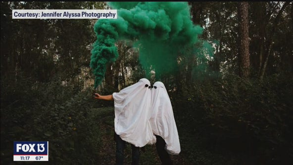 Spooky photos bring joy to Halloween lovers