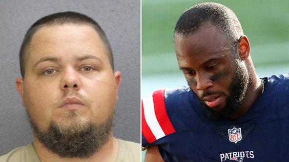 Florida man turns himself in after September crash that killed NFL player's dad, police captain