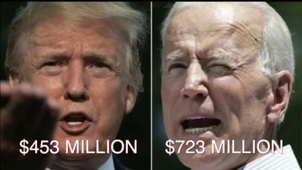 Why you're seeing so many Joe Biden ads on TV in Florida