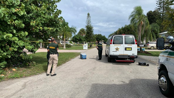 Deputy interrupts 'gruesome' Bradenton stabbing by shooting suspect