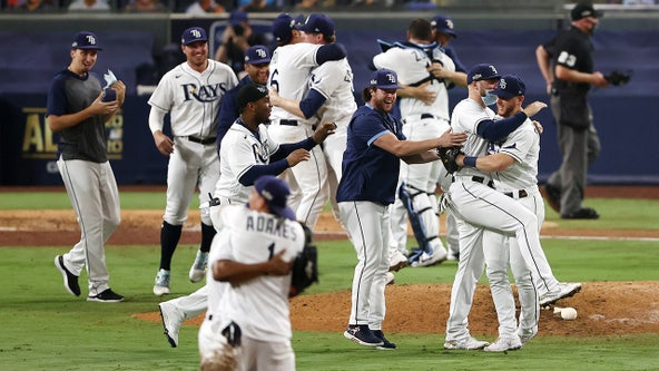 Watch parties planned across Tampa Bay area to support Rays in World Series