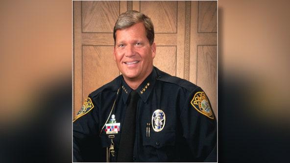 Ocala police chief dies in plane crash