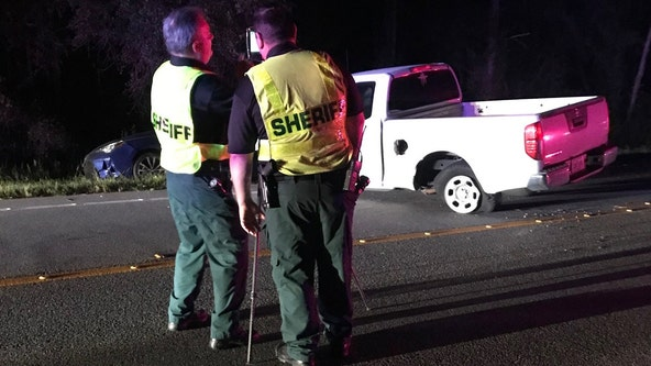Man loses 3 family members, including 2 children, in Lake Wales wrong-way crash