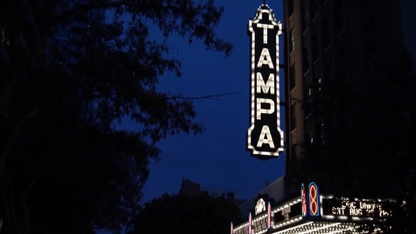 Ghost tours return to Tampa Theatre
