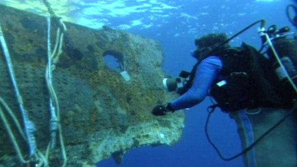 Plan to retrieve Titanic radio sparksdebate on human remains