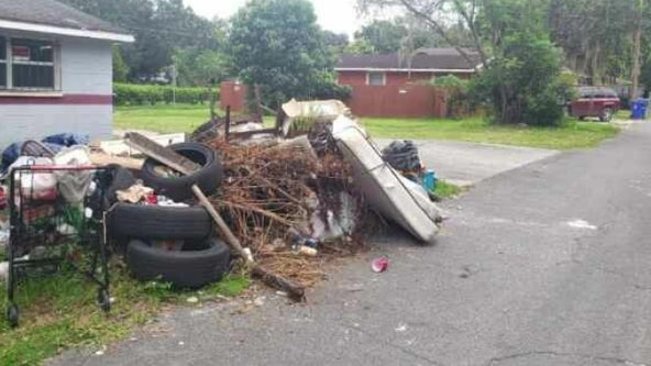 Lakeland opens tip line to crack down on illegal dumping