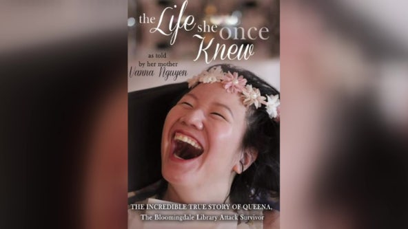 'The Life She Once Knew:' Story of Bloomingdale library attack survivor published