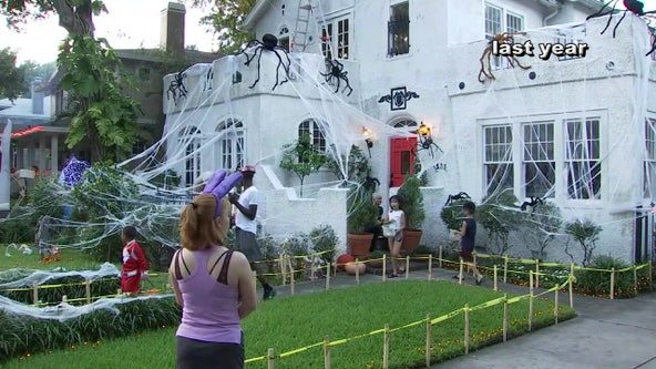 To trick-or-treat or not: Families celebrate Halloween during coronavirus pandemic