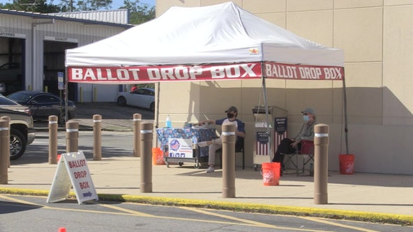 Democrats, Republicans continue campaigning during last weekend of early voting