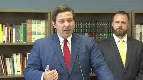 DeSantis: Firefighters, law enforcement officers, EMTs to receive $1,000 bonuses this summer