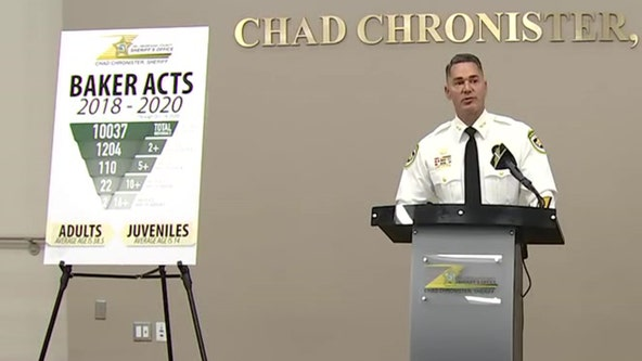 'Cycle we must break': New Hillsborough sheriff's office unit focuses on mental health issues