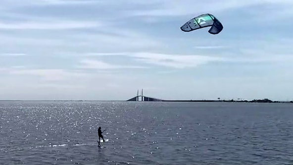 Kiteboarding: 'Perfect sport' for Florida