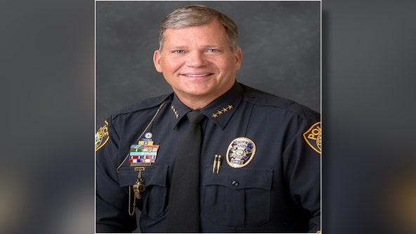 Ocala police chief dies in plane crash