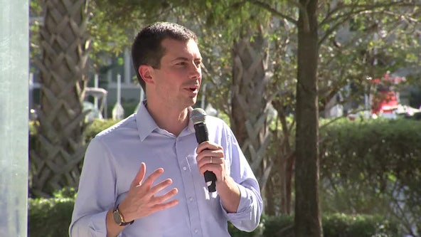 Buttigieg to Republican veterans: 'It's OK to change your mind'