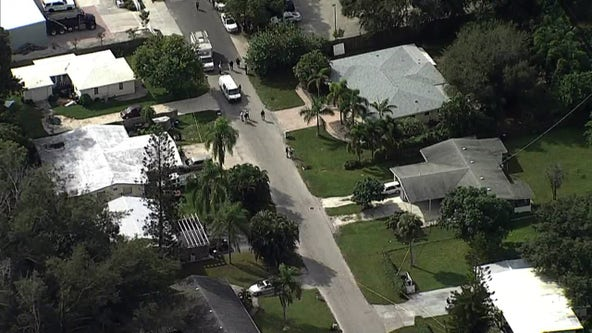 Sheriff on scene of deputy-involved shooting in Bradenton