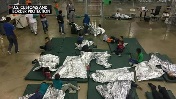 Eric Holder suggests child abuse investigation into migrant family-separation policy