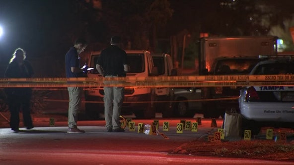 1 dead, 2 injured in shooting at Tampa home