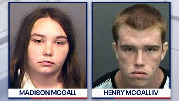 Siblings, ages 15 and 18, arrested for Valrico murder