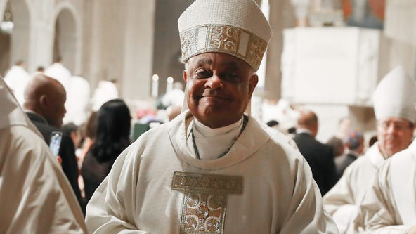Archbishop of Washington named first African-American cardinal