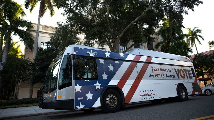 Why Pinellas County is the one to watch on election night