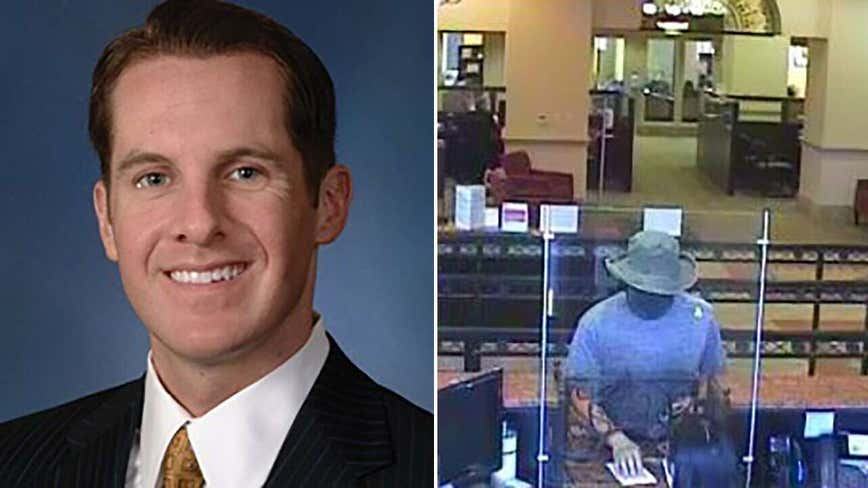Florida lawyer arrested in series of bank robberies near Miami, federal authorities say