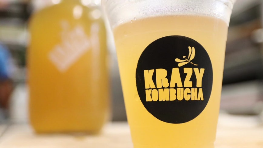 Tasty beverages with a side of gut health fermented in Tampa Bay