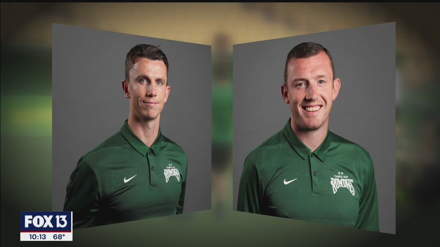 Rowdies coaches sidelined for weekend match due to COVID-19