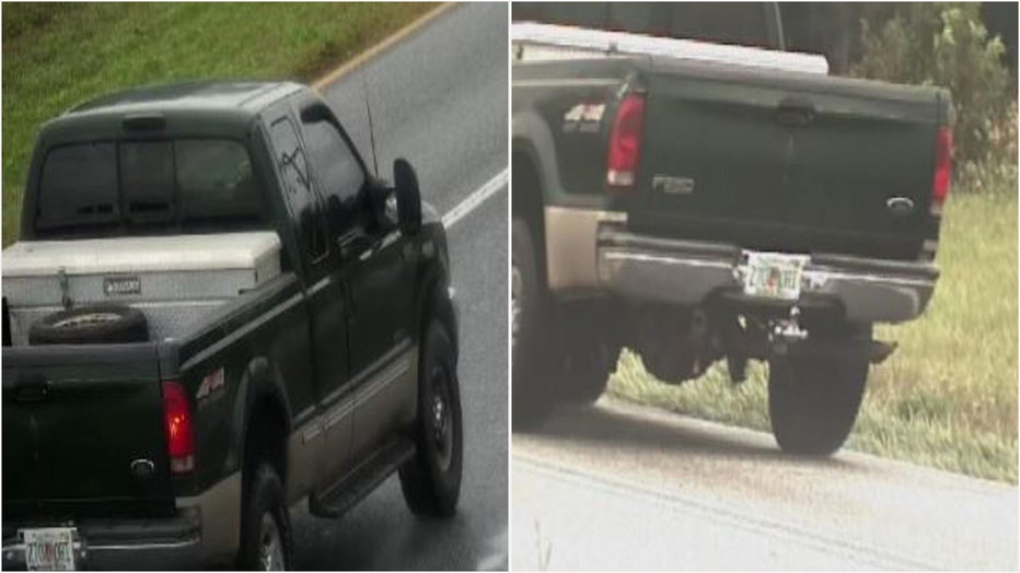 Truck detectives believe Samuel and Victoria Thomas may be in.