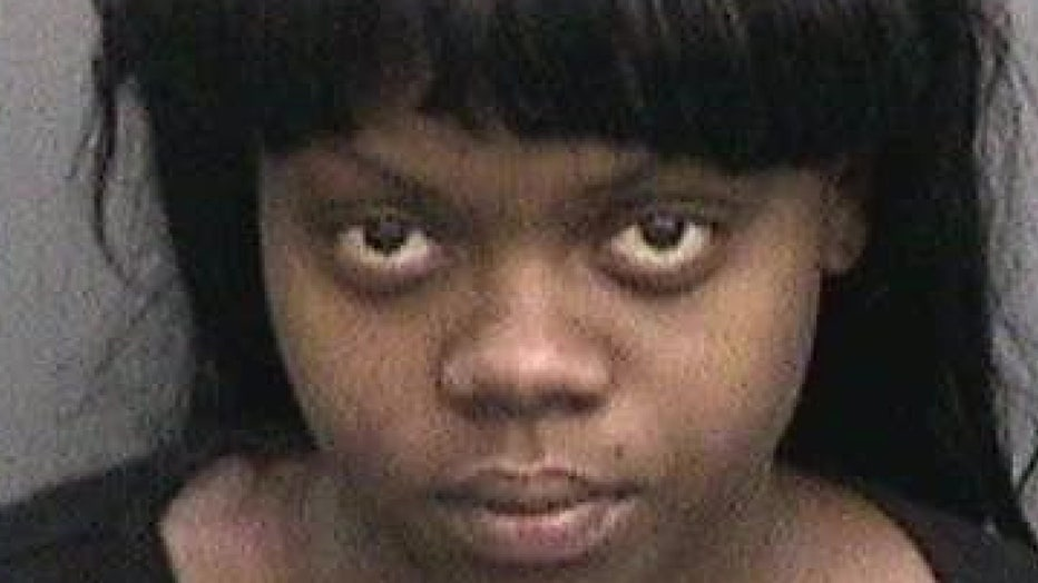 Eboni Wiley mugshot