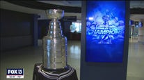 Community heroes meet the Stanley Cup