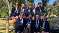 Plant girls cross country wins 12th state championship