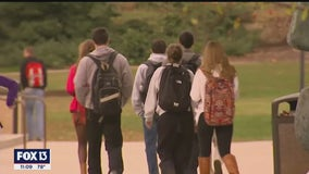 Students warned to be COVID-conscious during Thanksgiving break