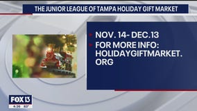 Junior League holiday market goes online
