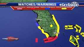 Highlands, Sarasota, Hardee Counties cancel school as Eta approaches Florida