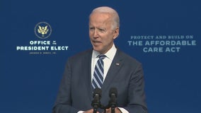 Biden says Trump's failure to concede 'embarrassing'